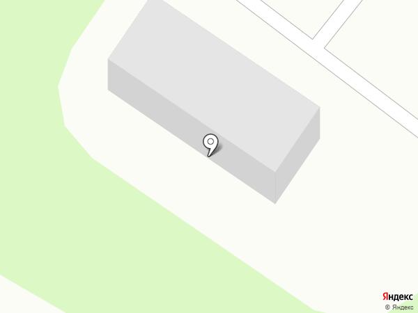 Мастерская шиномонтажа на Шоссейной на карте Брянска