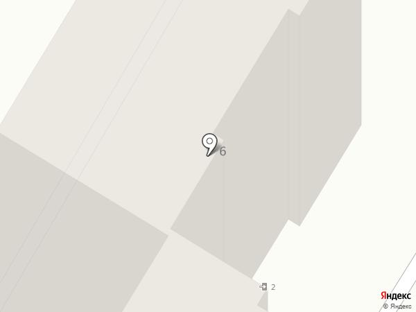 Фортуна-2 на карте Брянска