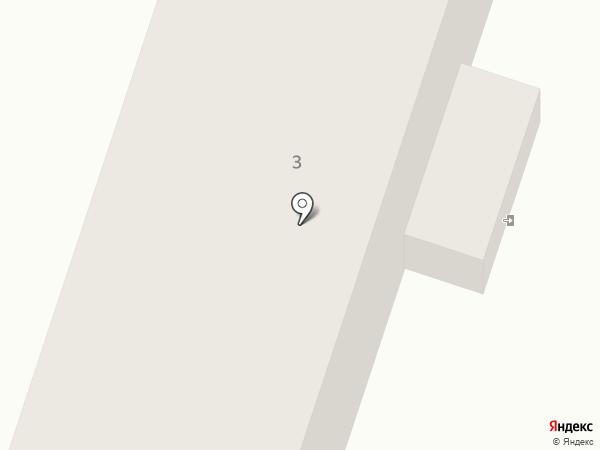 Общежитие, Брянская государственная сельскохозяйственная академия на карте Мичуринского
