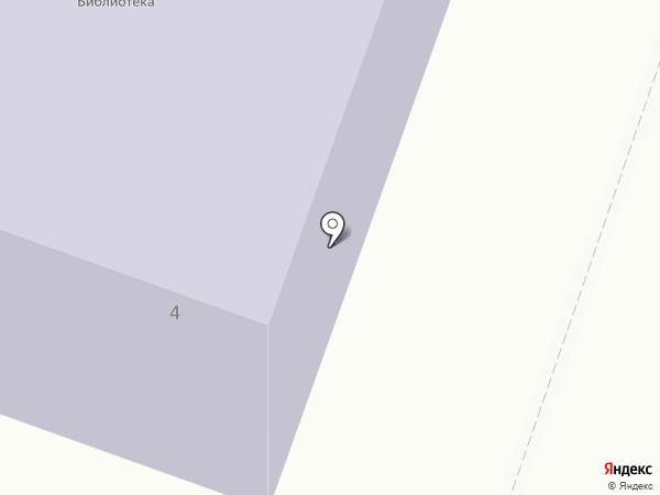 Межпоселенческая центральная библиотека Брянского района на карте Мичуринского