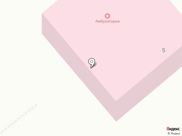 Врачебная амбулатория на карте Добруня