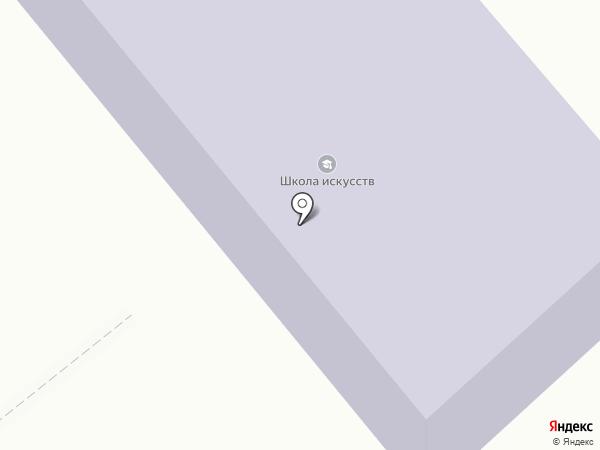Детская школа искусств на карте Добруня