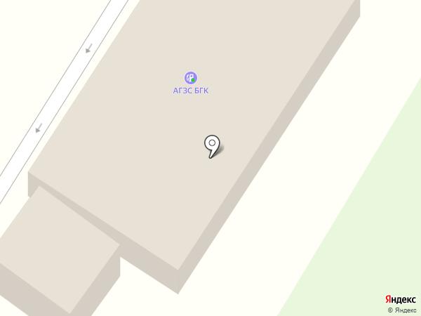 АГЗС на карте Добруня