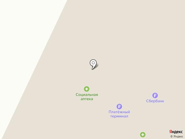 QIWI на карте Мелиоративного
