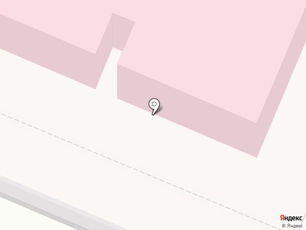 Брянская областная психиатрическая больница №1 на карте Брянска