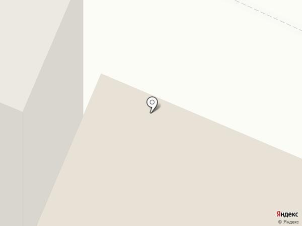 Почтовое отделение №17 на карте Брянска