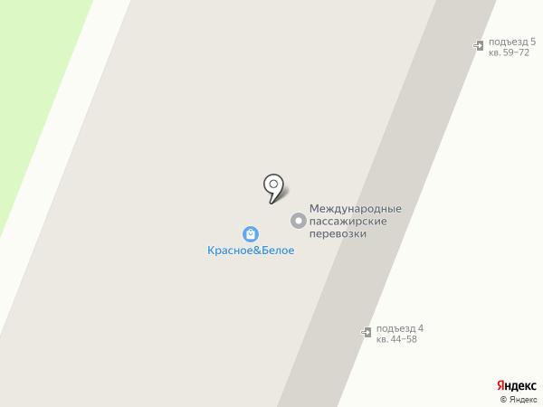 Меркурий на карте Брянска