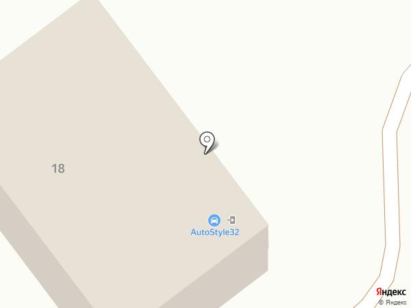 AUTOSTYLE32 на карте Брянска