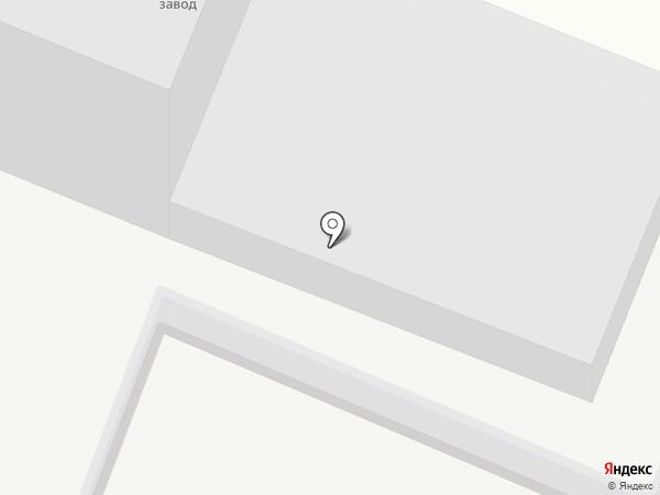 Производственная компания на карте Брянска