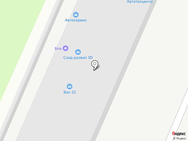 Мастер Окна на карте Брянска