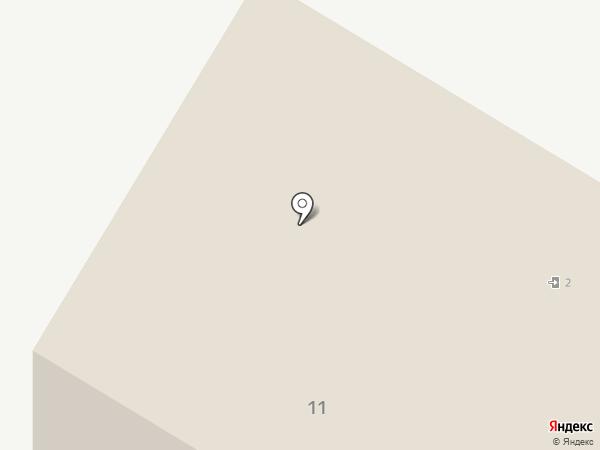 Ти-Икс-Ти на карте Петрозаводска