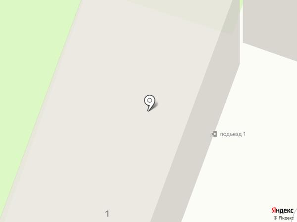Вайд-Медиа на карте Брянска