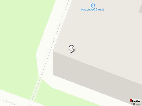 5 на карте Брянска
