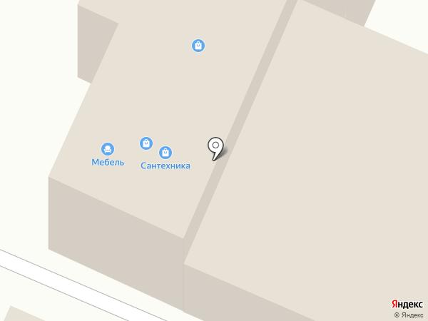 Потолочная плитка и обои на карте Брянска