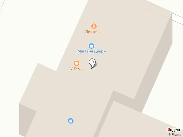 У Тимофеича на карте Брянска