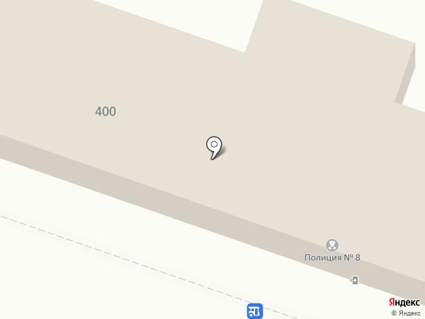 Отделение батальона ДПС ГИБДД на карте Брянска