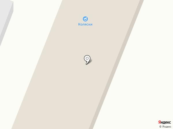 MAXAUTO на карте Брянска