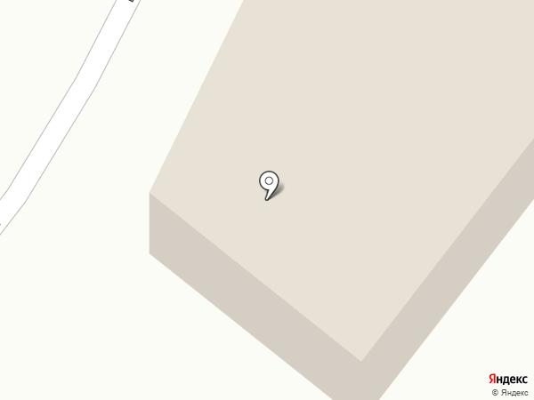 1-я транспортная компания на карте Брянска