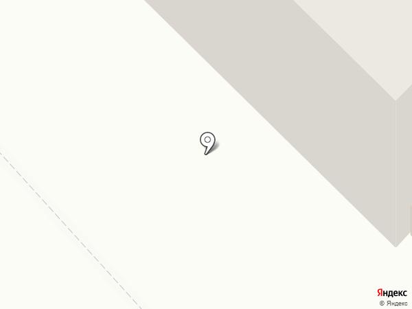 Почтовое отделение №13 на карте Петрозаводска