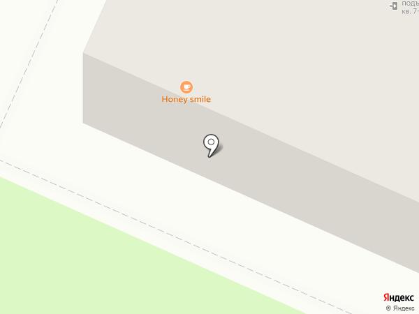 Honey smile на карте Брянска