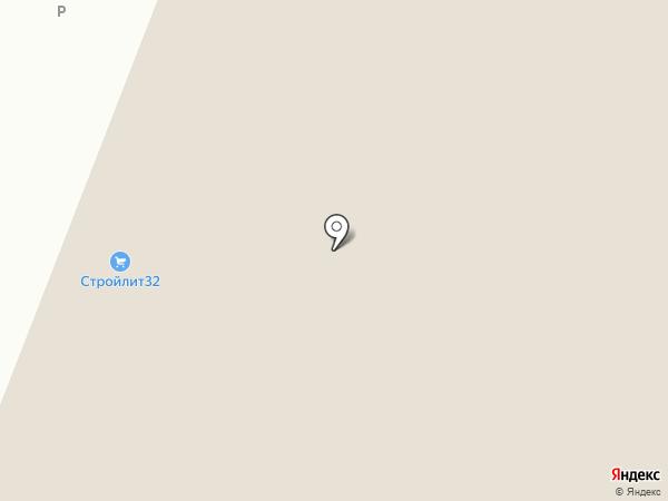 Элит-Круа на карте Брянска