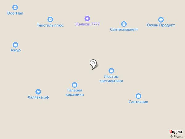 Строй-Мастер на карте Брянска