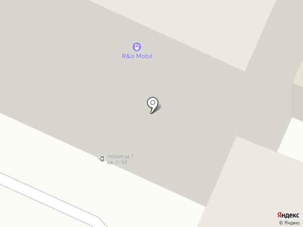 Рысь на карте Брянска