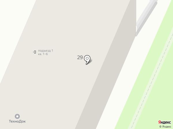 ТехноДок на карте Брянска