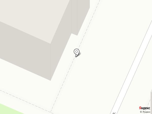 Бежицкий городской отдел доставки пенсий и пособий на карте Брянска