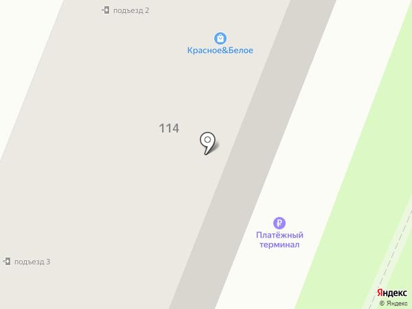 Пивная бочка на карте Брянска