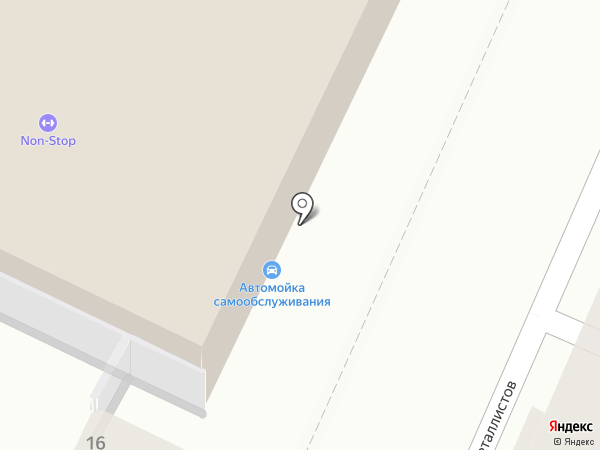 Non-Stop на карте Брянска