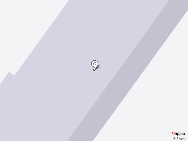 Средняя общеобразовательная школа №18 им. братьев Могилевцевых на карте Брянска