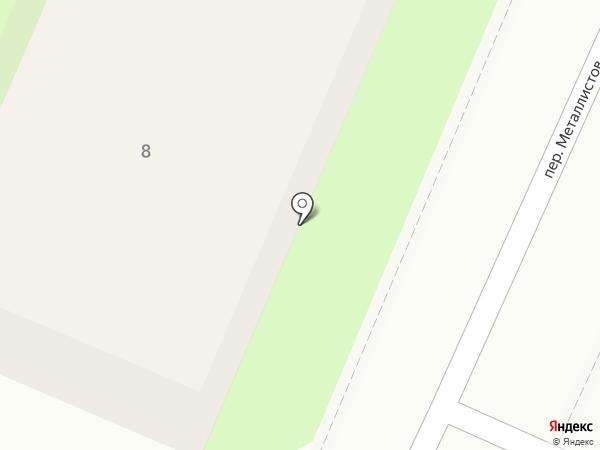 ВОДНЫЙ МИР на карте Брянска