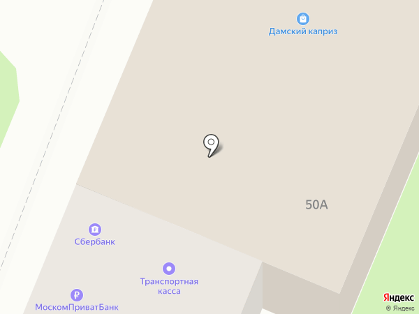 Экспресс-Ломбард на карте Брянска