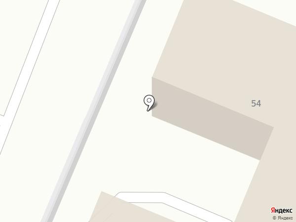 Dark Style на карте Брянска
