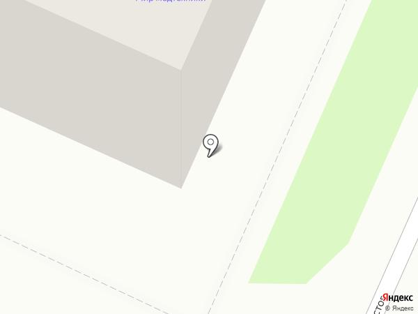 Брянскфармация на карте Брянска