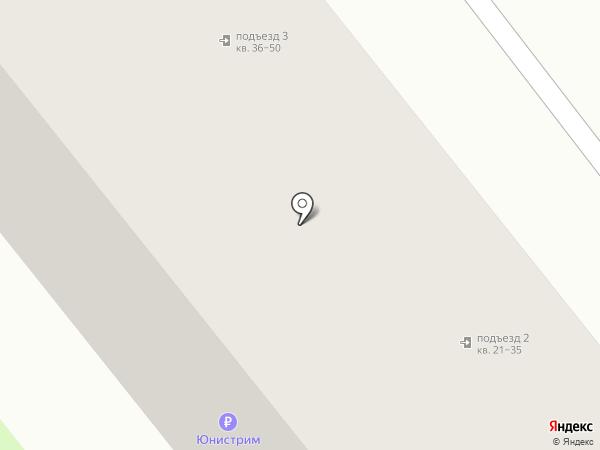 Почтовое отделение №10 на карте Брянска