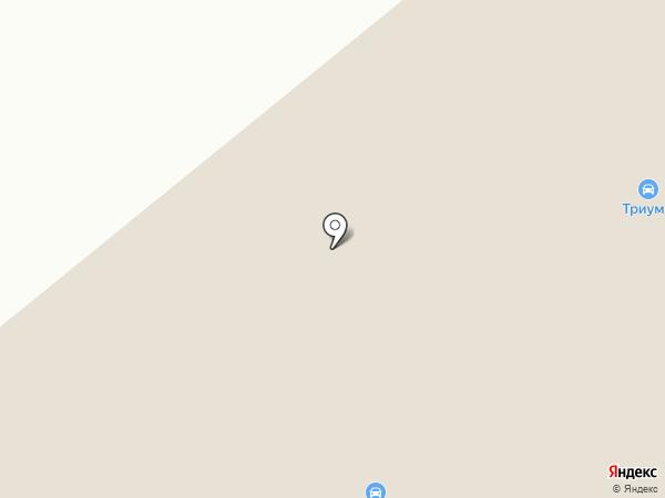 Авто-Дом на карте Петрозаводска