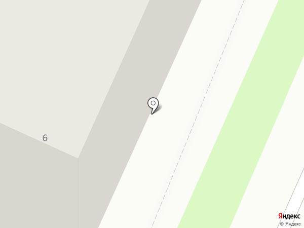 Ковровец на карте Брянска
