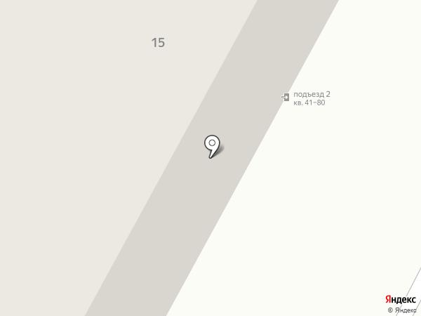 Древлянка-8 на карте Петрозаводска
