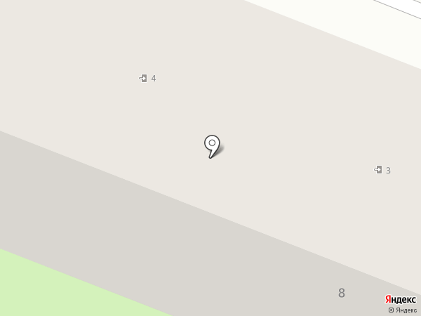Курсор на карте Брянска