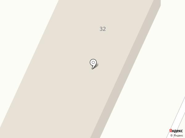 Бежицкая техническая школа на карте Брянска