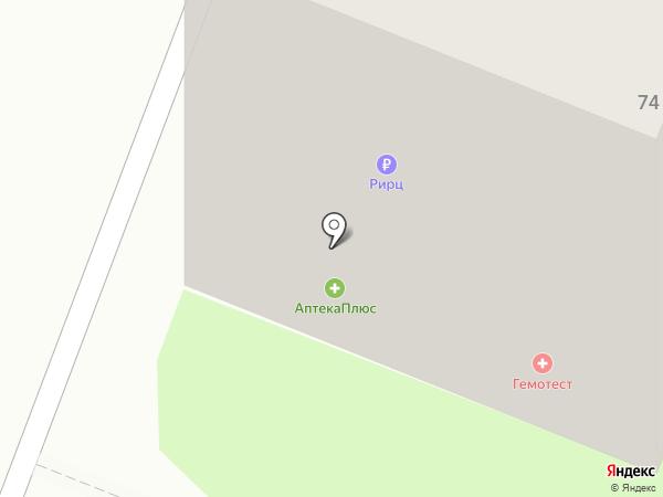Банкомат, Минбанк, ПАО на карте Брянска