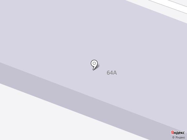 Детский сад №96 на карте Брянска