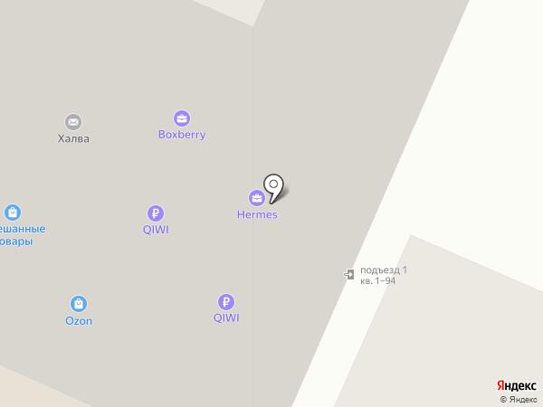 Магазин трикотажа на карте Брянска