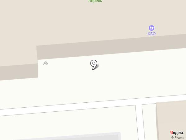 Хлебный дворик на карте Брянска