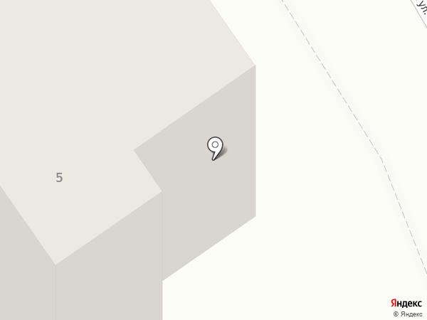 Калев на карте Петрозаводска