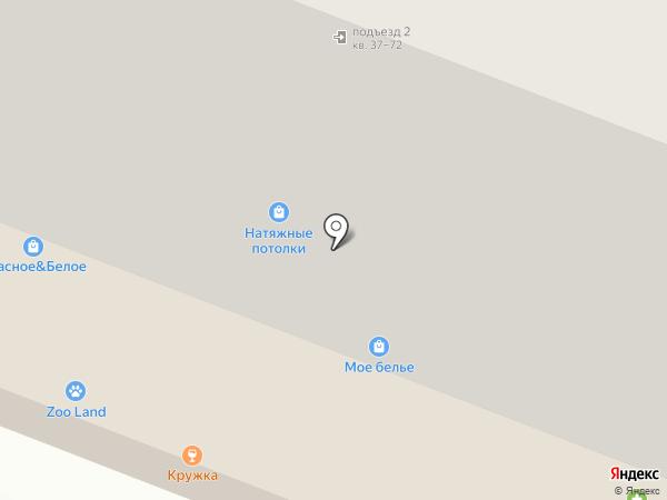 ДеснаГрад на карте Брянска