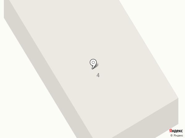 Амадеус на карте Петрозаводска