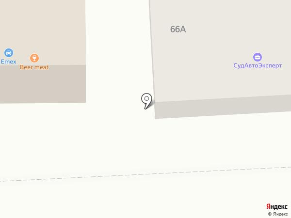 Мебельный комфорт на карте Брянска